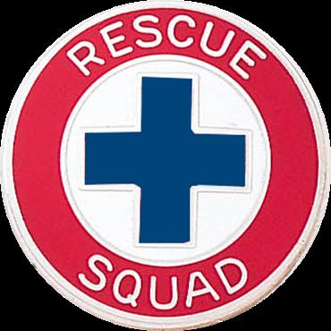Rescue Squad Cross