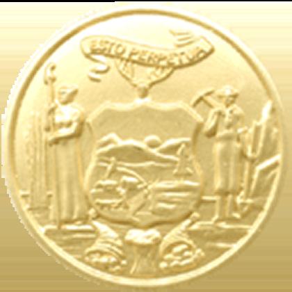 Plain Idaho State Seal
