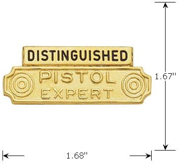 Pistol Expert Citation Bar