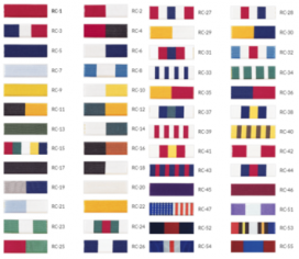Ribbon / Cloth Commendation Bar
